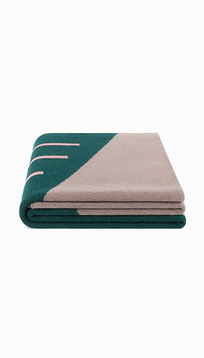 印花毛毯YH9936